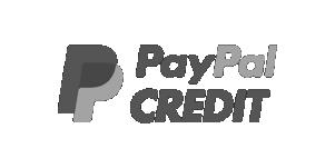 Paypal Credit Logo Grey